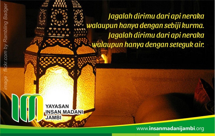 khutbah rasulullah menyambut Ramadhan