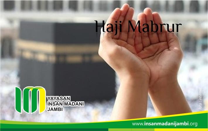 Jemaah Haji Mabrur