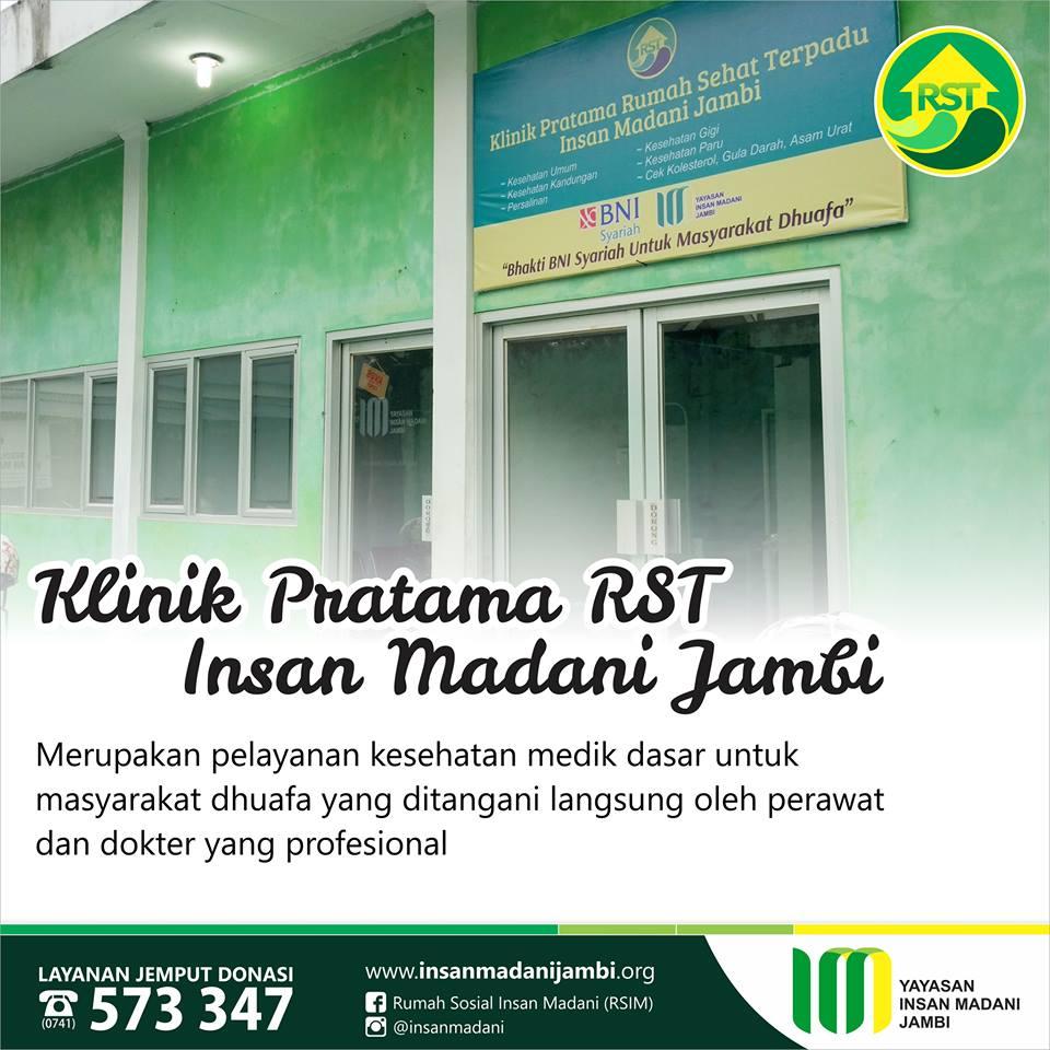 Klinik Gratis Jambi