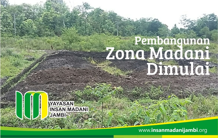 pembangunan zona madani