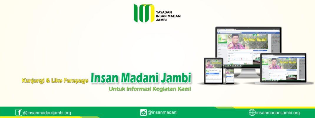 Fanpage Facebook insan Madani jambi