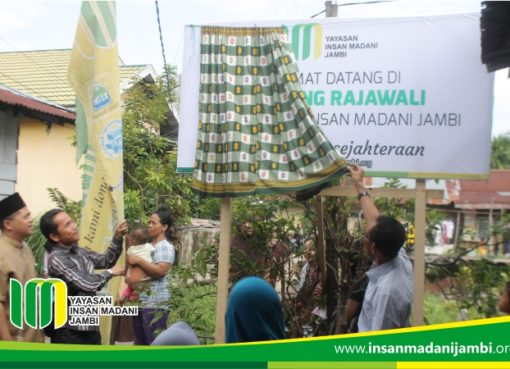 Yayasan Insan Madani resmikan kampung binaan