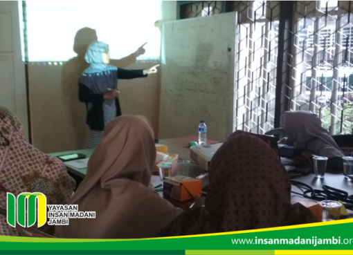 tim media yayasan insan madani jambi