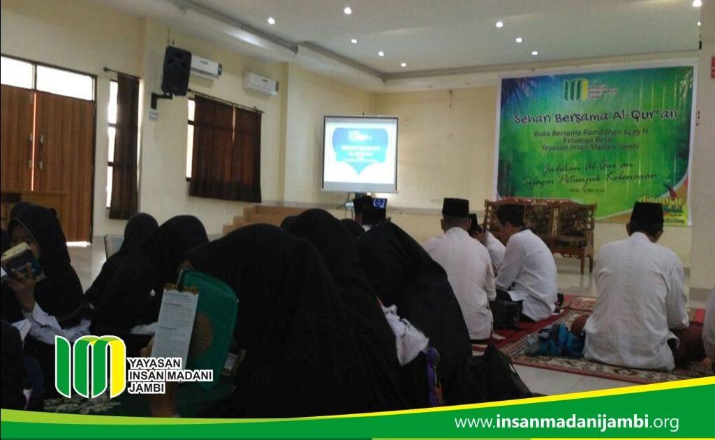 Sehari bersama Al Qur'an