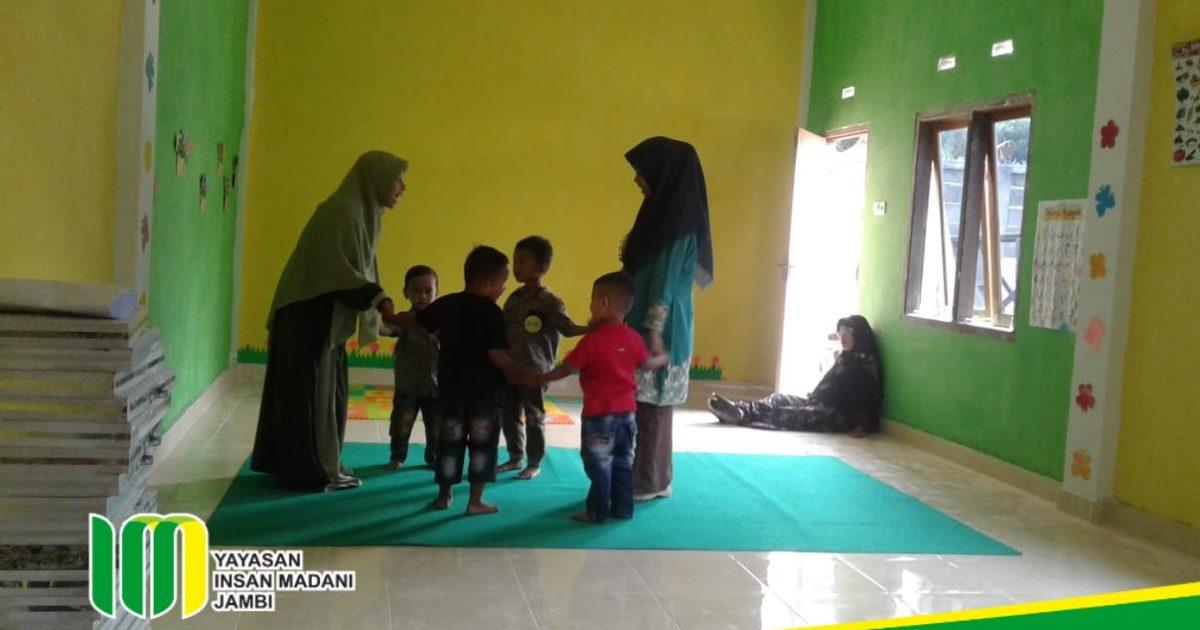 Kelompok bermain insan Madani jambi