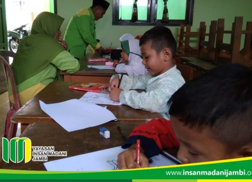 Penerimaan siswa SD insan madani