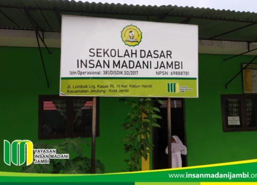 SD Insan Madani Daftarkan Akreditasi
