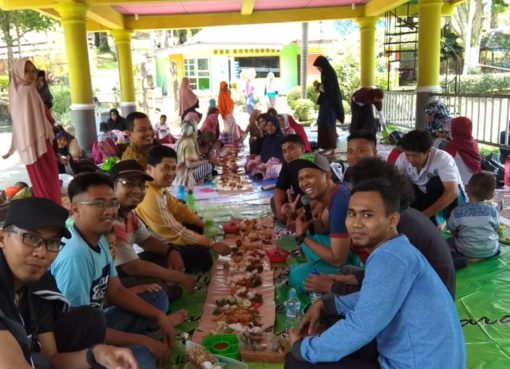Gathering di Kampoeng Radja