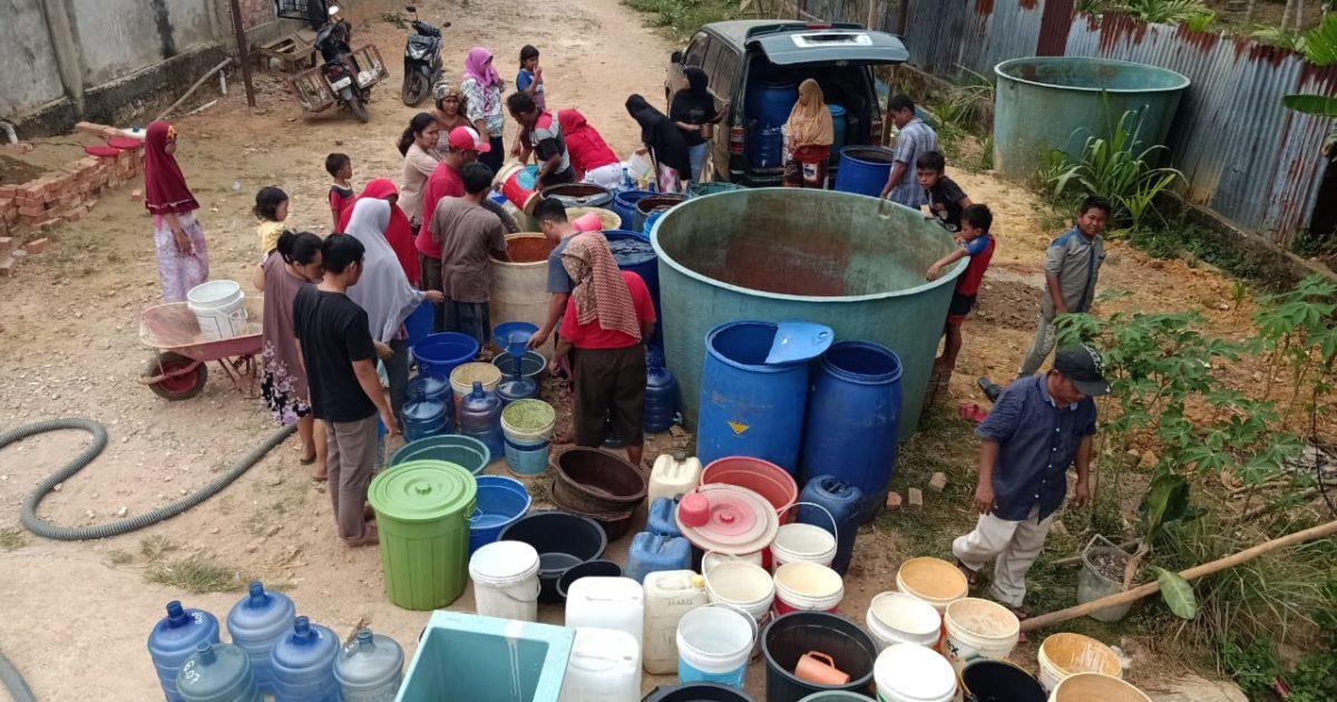 air bersih untuk masyarakat