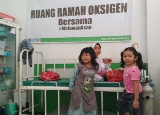 safe school ruang ramah oksigen