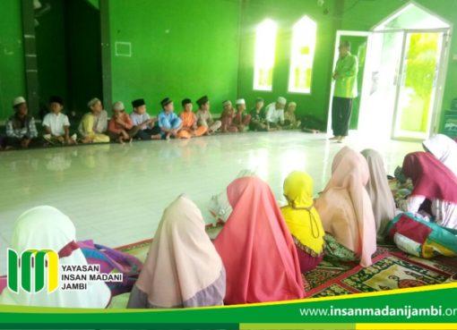 Klub Tahfidz insan Madani jambi