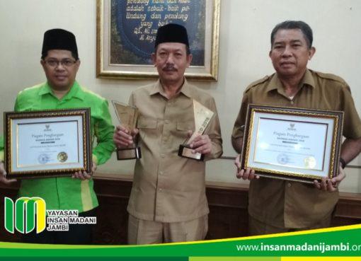 Kementerian agama apresiasi capaian LAZ insan Madani