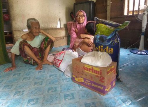 bantuan sembako untuk keluarga dhuafa