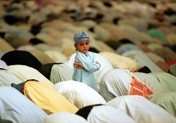 shaf anak dalam sholat ustad abdul somad