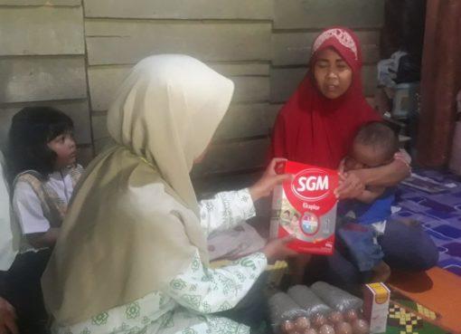 nutrisi tambahan anak dhuafa