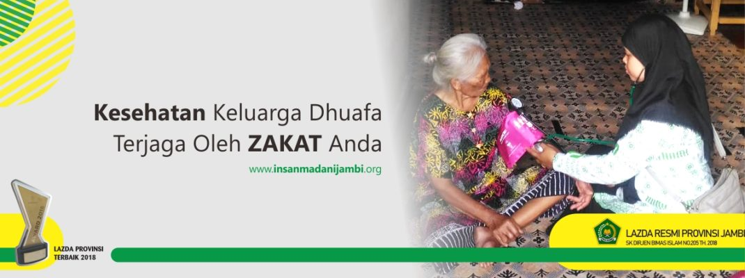 kesehatan keluarga dhuafa